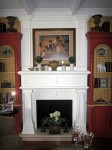 Fireplace Mantle