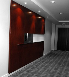 Woodbine Corridor Wall Panels Wills Ns Architectural