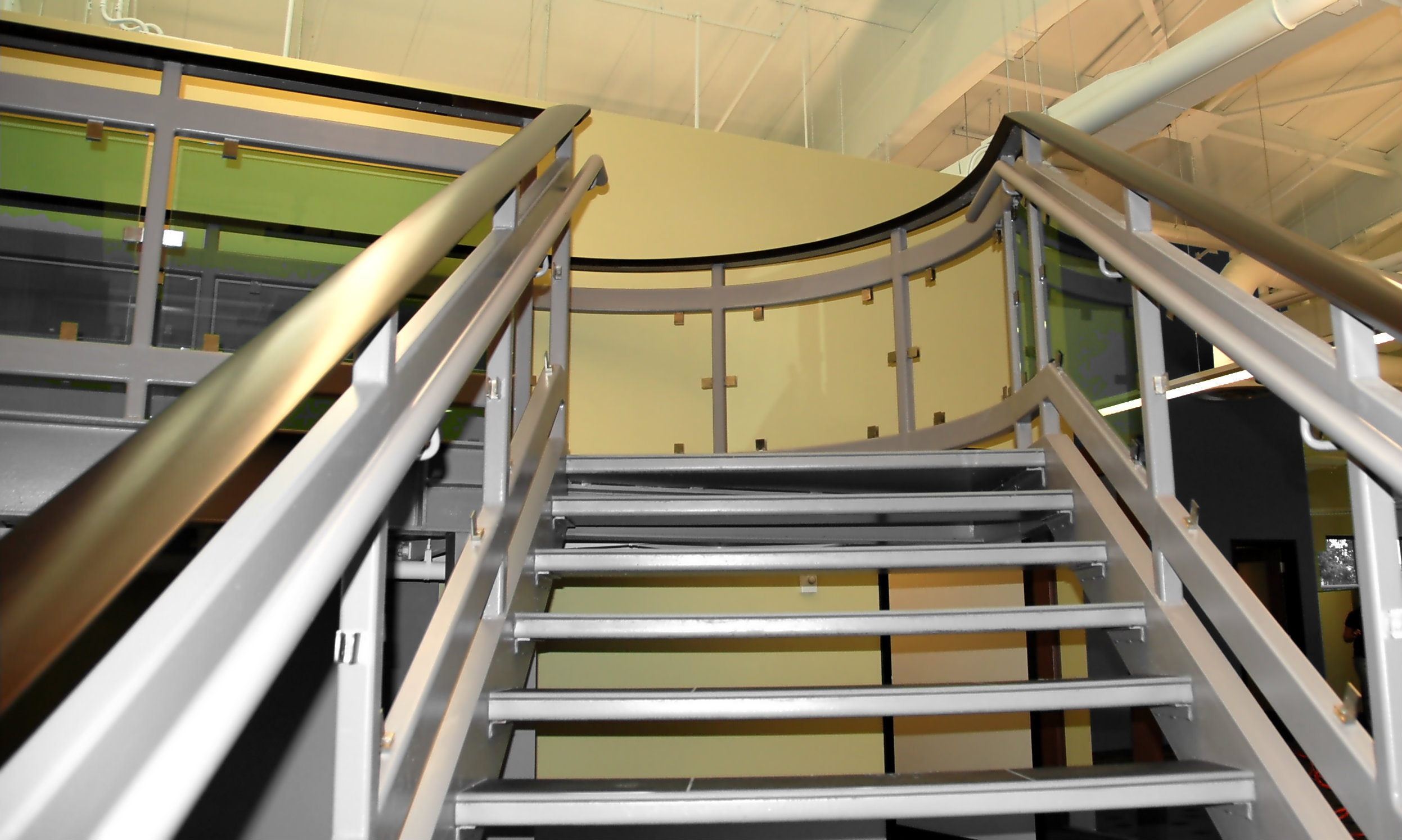 Global Canwest Handrail