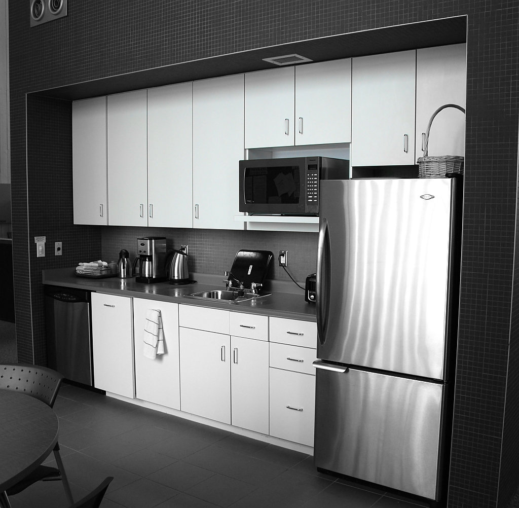 toronto regional conservation authority kitchenette. Black Bedroom Furniture Sets. Home Design Ideas