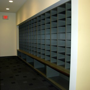 Pigeon Hole Mail Slots