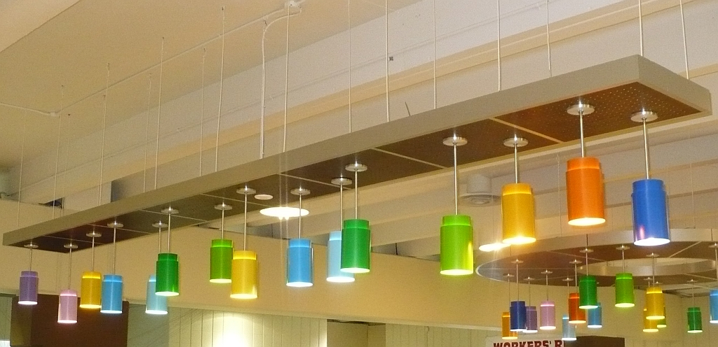 Suspended Rectangle Ceiling