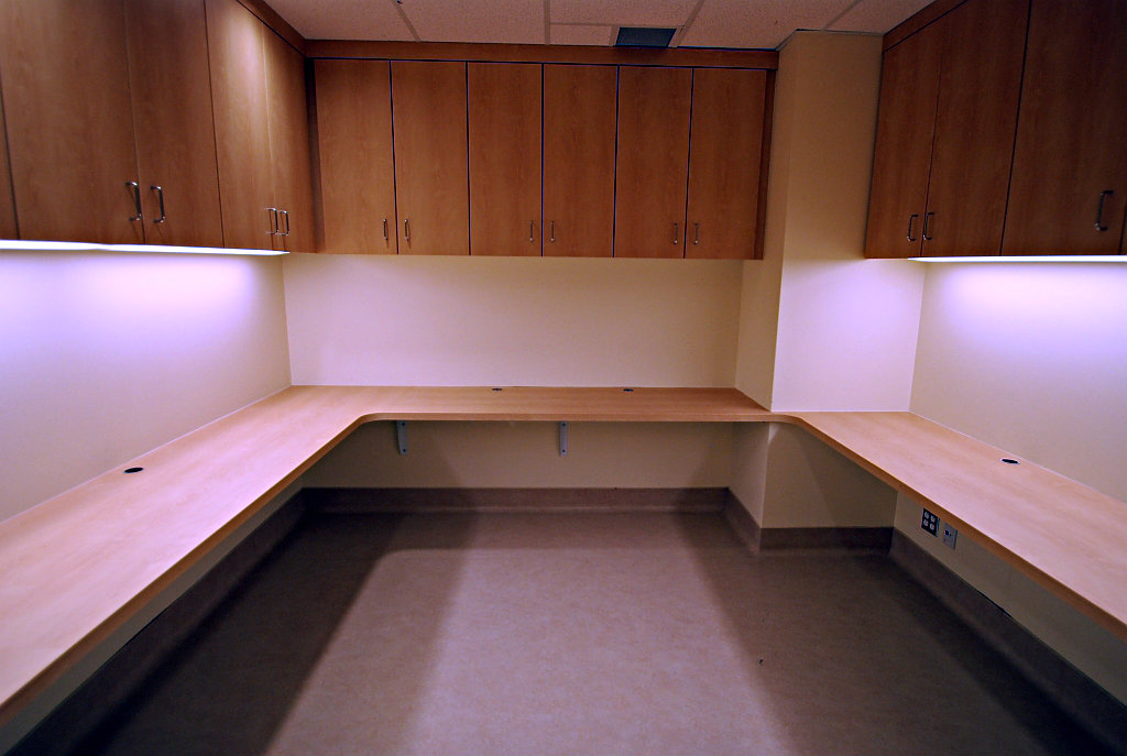Sick Children's Hospital Desks