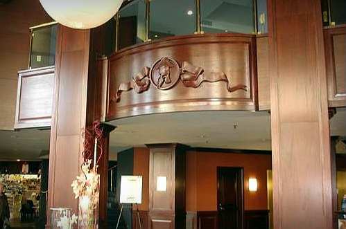 Curved Wall Panels and Columns