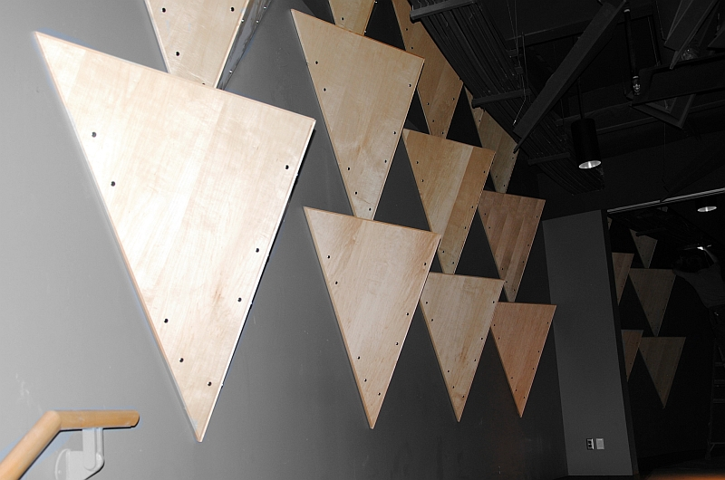 Maple Acoustic Wall Panels