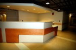 U of G Reception Desk