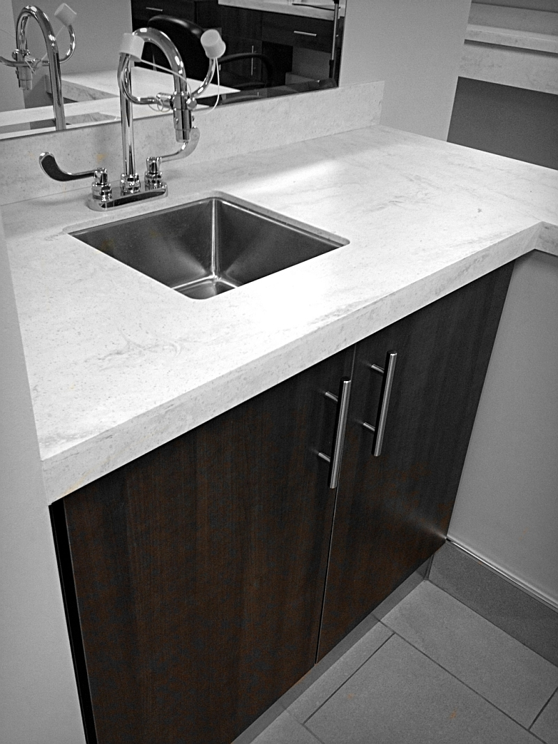 Corian Countertop Wills 235 Ns Architectural Millwork
