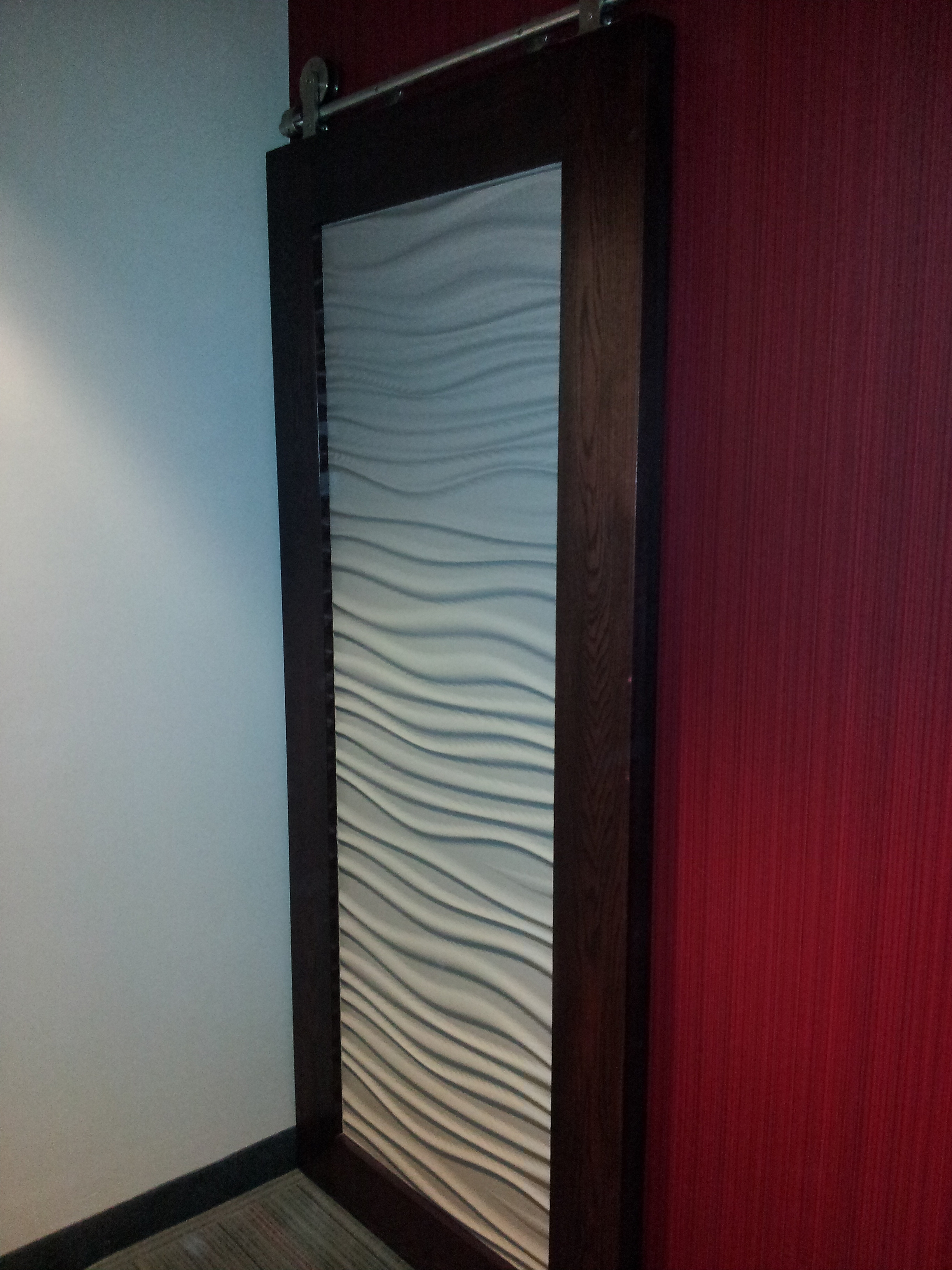 FormArt custom surface mounted door
