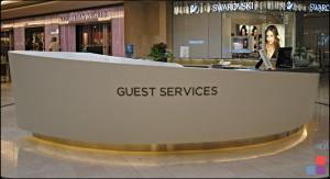Sherway Gardens Guest Services