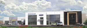 Shanahan Ford Dealership