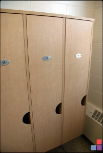 Private School Lockers