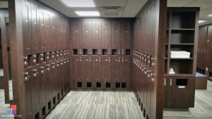 Thornhill Golf Course Locker Room 10