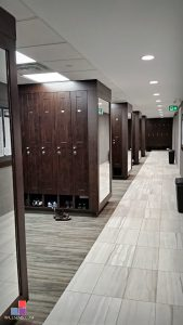Thornhill Golf Course Locker Room 11