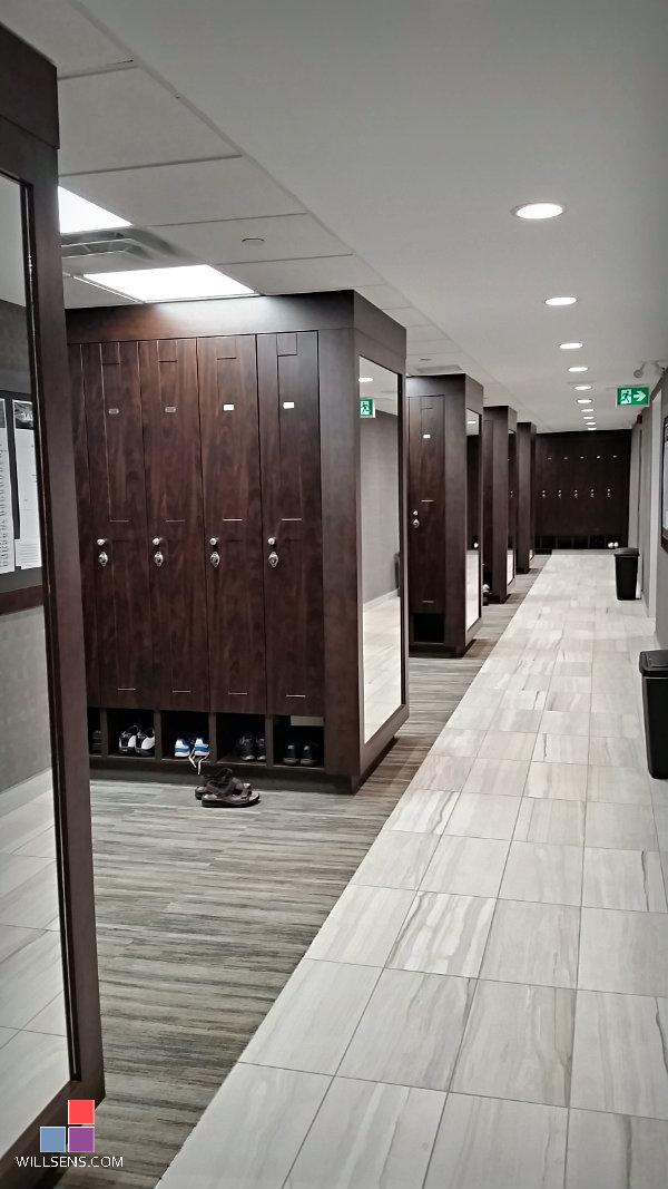 Thornhill Golf Club Locker Room Reno Wills 235 Ns