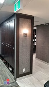 Thornhill Golf Course Locker Room 12