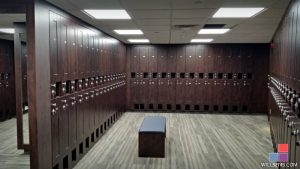 Thornhill Golf Course Locker Room 4