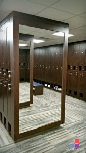Thornhill Golf Course Locker Room 6