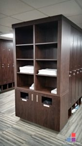 Thornhill Golf Course Locker Room 7