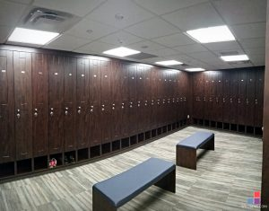 Thornhill Golf Course Locker Room 9